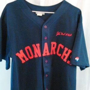 Monarchs John Buck O Neil #22 Jersey (XL)